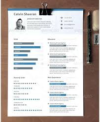 Free Word Creative Resume Templates Template Letsdeliver Co