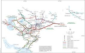 Image result for China-Pakistan Energy Economic Corridor Map