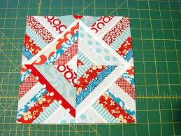 Half square triangle blocks tutorial | Quilts...String Quilts ... & Half square triangle blocks tutorial Adamdwight.com