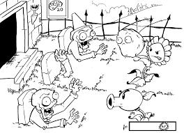 Plants Vs Zombies Coloring Pages Disegni X Simone Nel 2019 Disegni