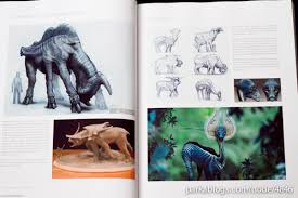 book review the making of avatar parka  the making of avatar 01
