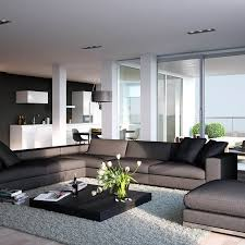 Modern Grey Living Room Ideas Pale Grey Has Become A Popular Colour Choice  For Walls Over