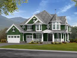charming victorian with finished basement 23171jd luxury craftsman home plans 23171jd 14792 luxury craftsman home plans