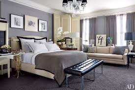 bedroom idea.  Idea Gray Bedroom Ideas That Are Anything But Dull Photos  Architectural Digest Intended Idea E