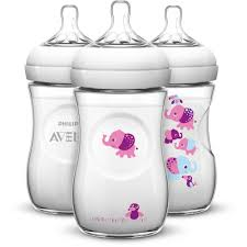 Avent Decorated Bottles Philips AVENT Classic 100oz Bottle 100Pack BPAFree Choose Your 6
