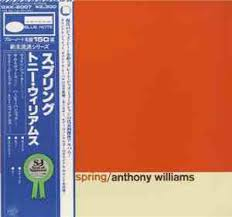 <b>Anthony Williams</b> - <b>Spring</b> » Download free mp3, flac, music, albums