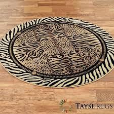 leopard print rugs festival jungle animal round rug leopard print rugs