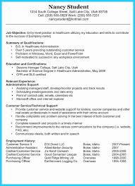 The Proper Good Resume Examples For Jobs Visit To Reads