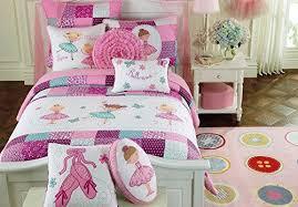 toddler bedding set ballerina quilt