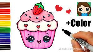cute cupcake drawing. Beautiful Drawing Throughout Cute Cupcake Drawing W