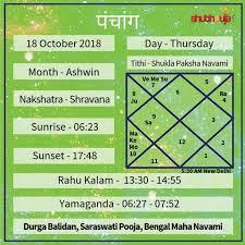 October 2018 Shubhpuja Com