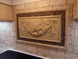 Decorative Ceramic Tile Inserts kitchen backsplash mozaic insert tiles decorative medallion tiles 7