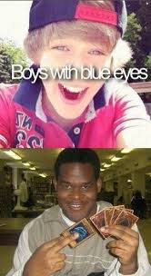 Boys With Blue Eyes - Kill the Hydra via Relatably.com
