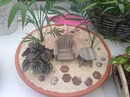 kid gardeners imagine planting fairy gardens beach themed landscaping