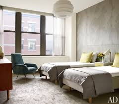 New York Bedroom Modern Bedroom By Shawn Henderson Interior Design By Architectural