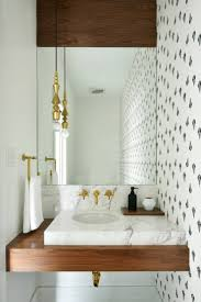 Powder Room Wallpaper Best 25 Small Powder Rooms Ideas On Pinterest Powder Room