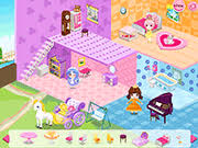 juega princess doll house decoration en l nea y8 com