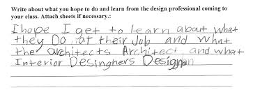 Snipped Student Self-Assessment | Hennebery Eddy Architects, Inc.