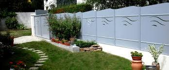 Des Cl Tures De Jardin Design Pour D Limiter Avec Style Cl Tures