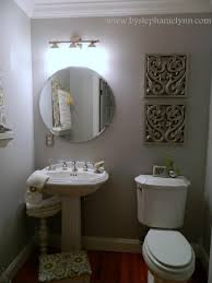 Collection in Design Ideas For Powder Room Makeovers My Powder Room  Decorating Makeover For Less Than 15