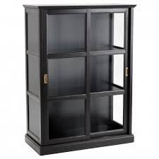 image of display cabinets glass ikea small bookcase with doors prepare 16