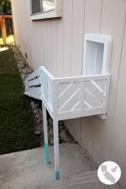 diy dog doors. DIY Dog Door Ramp || California Peach DIY, Dog, Dogs, Diy Doors