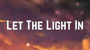 Let The Light In Lyrics Bella Thorne Let The Light In Lyrics