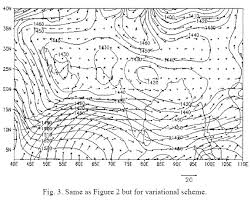 Meteorological Objective Analysis Using Three Dimensional