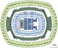 U2 Metlife Seating Chart New Meadowlands Stadium Tickets New Meadowlands Stadium In
