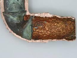 copper pipe leak repair. Fine Leak Corroded Copper Pipe How To Repair A Copper Pipe Leak With Repair S