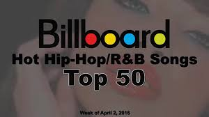 Billboard Hip Hop Charts Charts Billboard Hip Hop R B Songs 2 Aprile 2016 Gugolrep