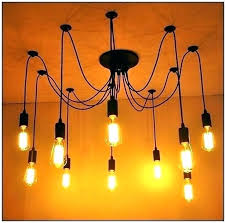 edison chandelier bulbs bulb chandeliers home depot fresh