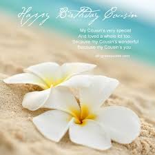 Cousin Birthday Quotes Awesome Birthday Quotes Happy Birthday Cousin My Cousin's Very Special
