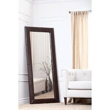 furniture mesmerizing oversized floor mirror for home furniture