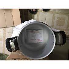 Nồi áp suất hợp kim nhôm 2 tay cầm Supor YG22 hàng chính hãng bảo hành 12  tháng - Nồi áp suất Nhãn hàng SUPOR