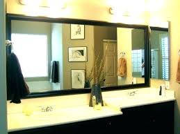 bathroom vanity mirror lights. Bathroom Vanity Light Height Lighting Medium Size  Lights Over Mirror Mirrors Mounted . T