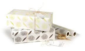 Biodegradable Paper With Flower Seeds Blooming Wrapping Paper Wrapping Paper Embedded With Wildflower