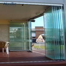 modern frameless glass bi folding door for house get latest