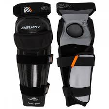 Bauer Officials Shin Guards