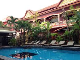 Angkor Palace Resort Spa Mekong Angkor Palace Inn Siem Reap Cambodia Bookingcom
