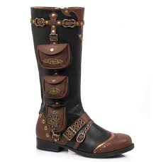 Durango Boots Size Chart Ellie 181 Silas Womens Steampunk Boot