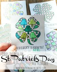 Patricks day coloring page, just click on the image you want to view and print the larger picture on the next page. St Patrick S Day Coloring Cards Free Printable Catholic Sprouts