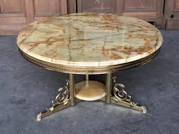 onyx coffee table