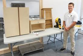 WSC Student excels in cabinetry – The Wayne Stater