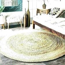 round kitchen rug target gorgeous rugs natural fiber braided circle apple and runners