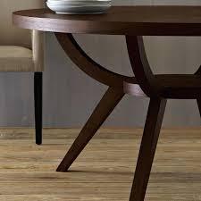 dining room table pedestal bases on side sinks wayfair tables