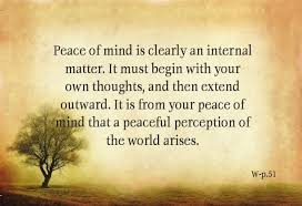 Mind Quotes Cool 48 Best Peace Of Mind Quotes And Sayings