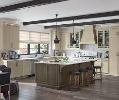 off white shaker kitchen cabinets