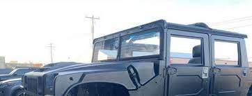 set of oem windshields with heating