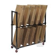 Multi Level Carton <b>Stand CS-1101</b> | Whitebird